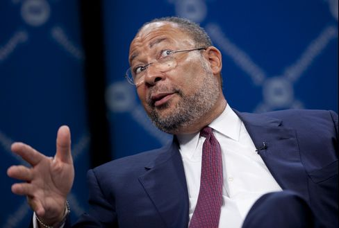 Citigroup Chairman Richard Parsons