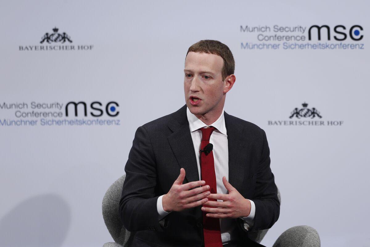 Facebook Needs Regulation to Win User Trust, Zuckerberg Says