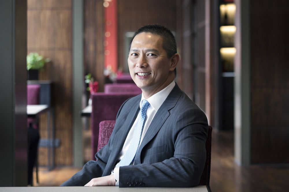 Morgan Stanley Taps Singapore's Allure for Chinese Wealth - Bloomberg