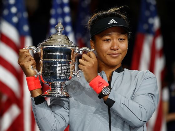 Naomi Osaka's U.S. Open Victory Earns Citizen Watch Bonus