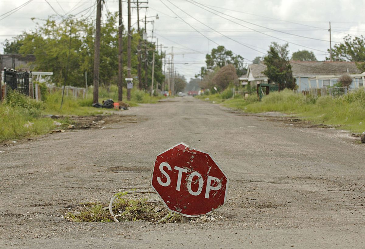 Put a Stop to Economic Growth? Huge Mistake