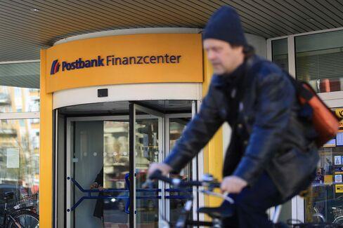Deutsche Bank AG Postbank Unit Employees Vote In Favor Of Indefinite Strike Action