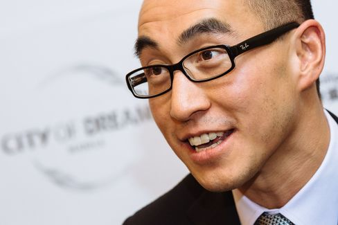 Melco Crown Co-Chairman Lawrence Ho