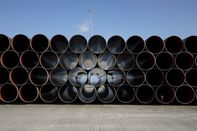 Laying The Trans Adriatic Gas Pipeline (TAP)