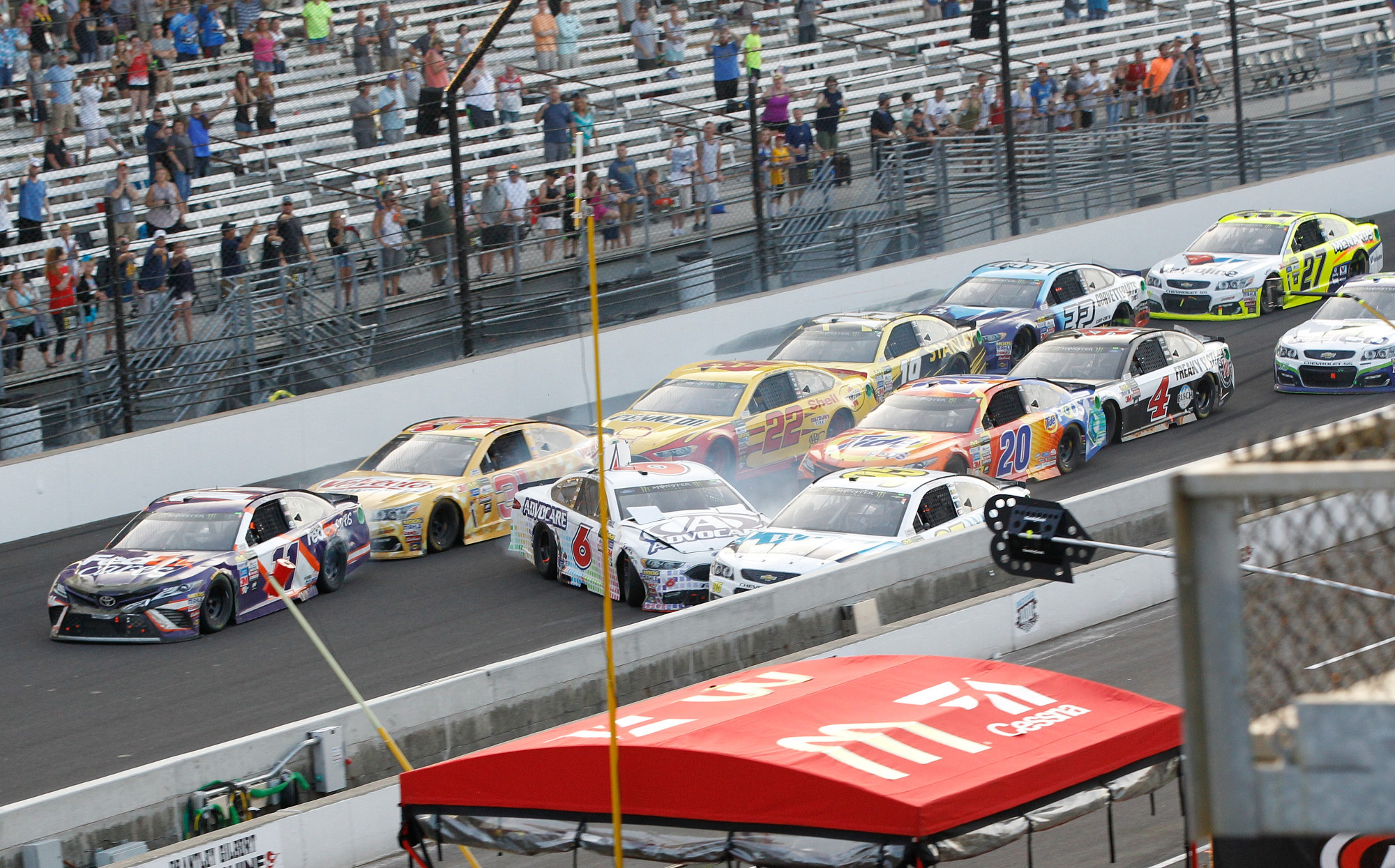 4 Reasons for Nascar\'s Big Skid - Bloomberg
