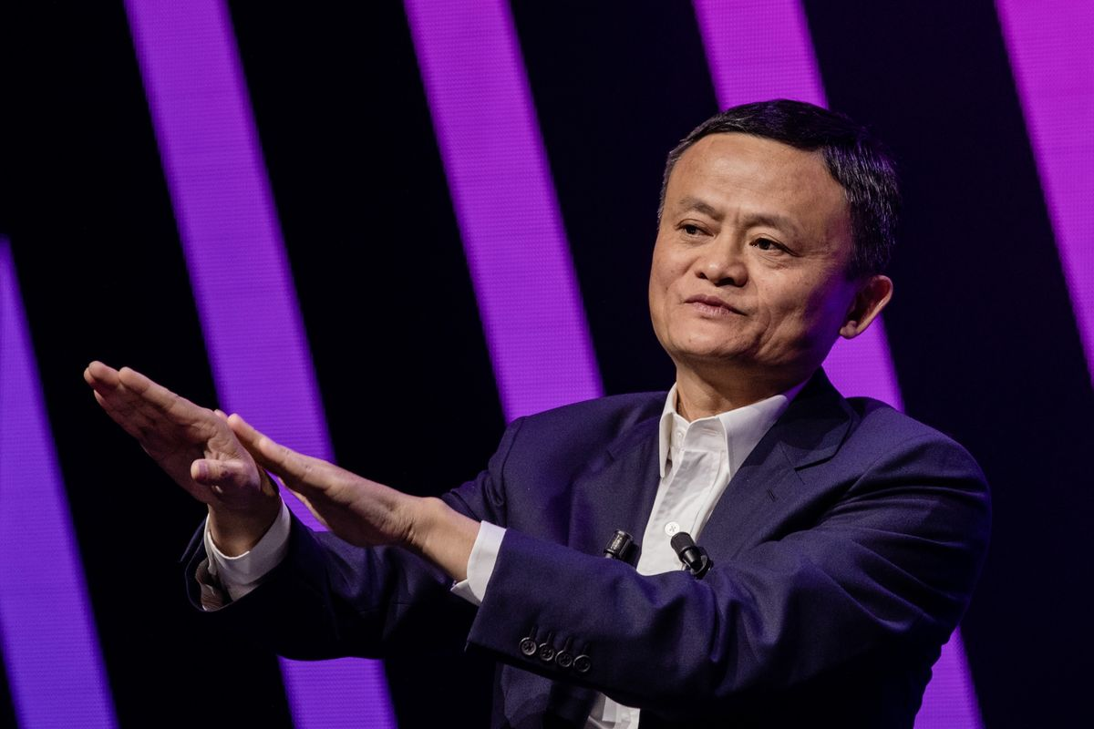 Jack Ma's fortune jumps $ 2 billion after Alibaba Fine's record