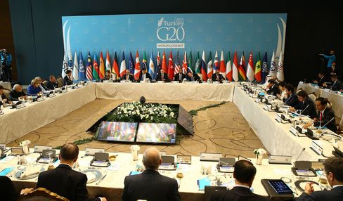 'Development and Climate Change' within the G20 Turkey Summit