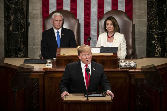 Pelosi's Take on Trump Was Written All Over Her Face
