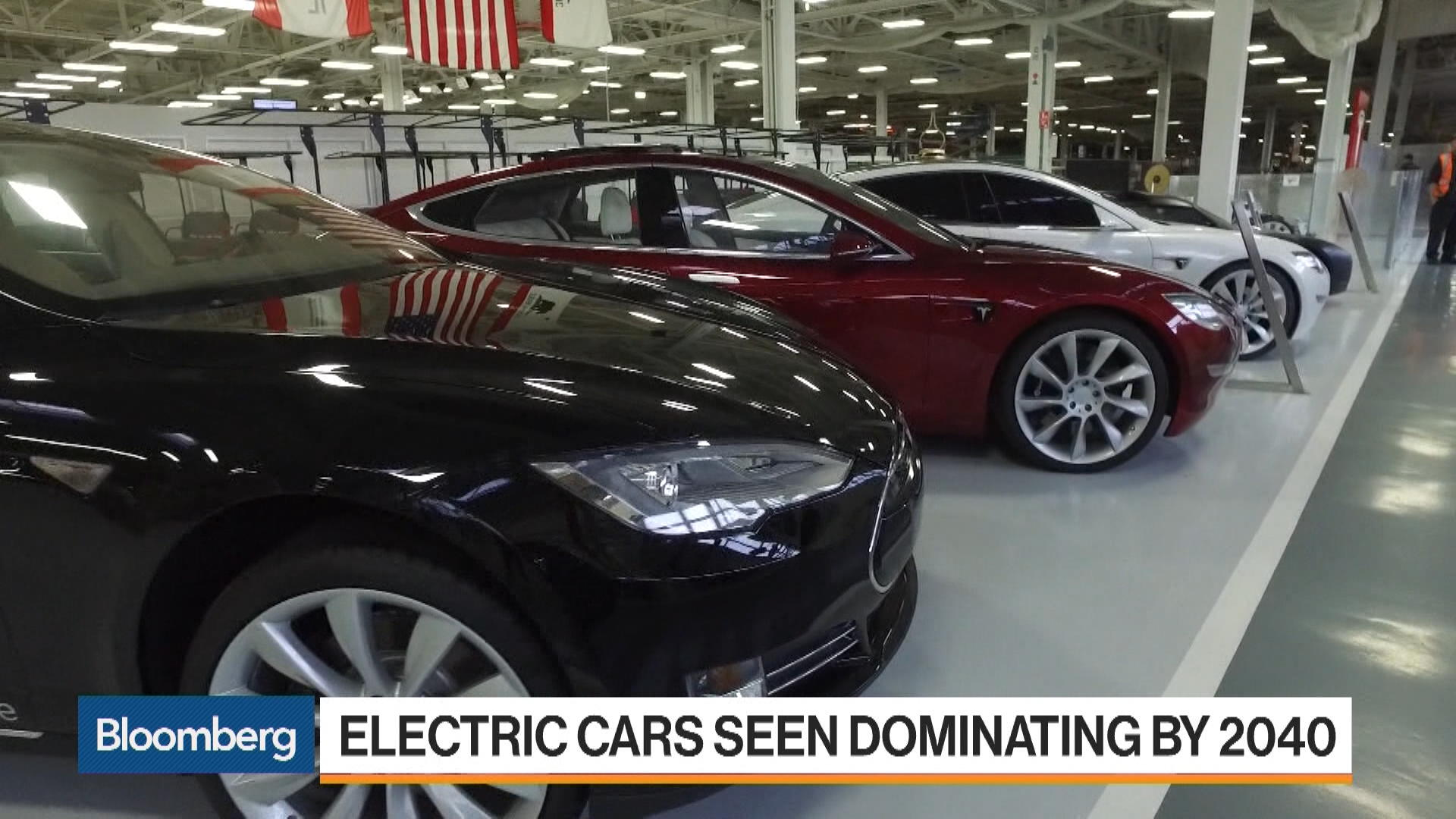 the electric car revolution is accelerating bloomberg