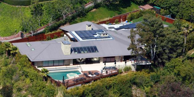 No. 13 Most Expensive Home Sold: Jennifer Aniston's house
