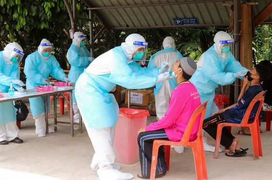 It's Not Just India: New Virus Waves Hit Developing Countries