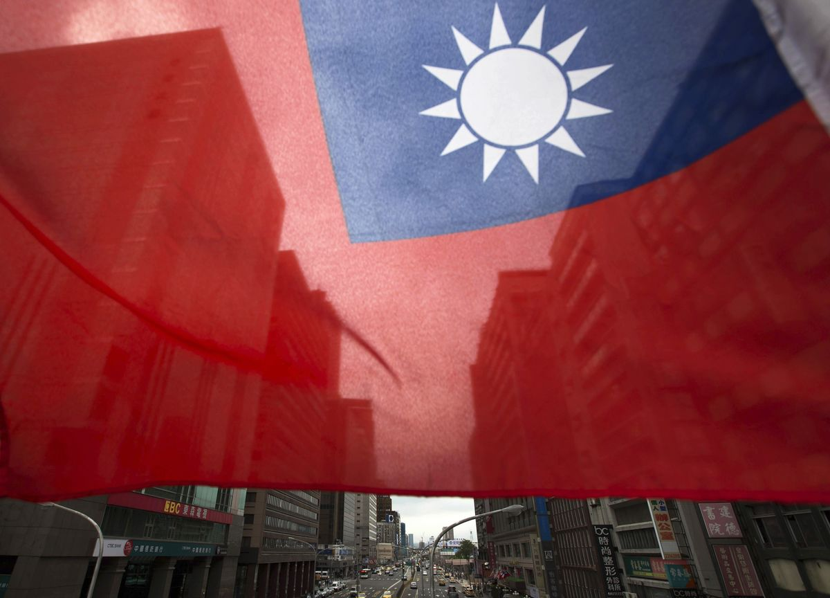 Taiwan Former Vice Defense Minister Probed Over Links to China