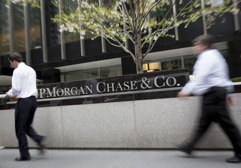 JPMorgan Profit Increases 33%, Beats Estimate on Mortgage Fees