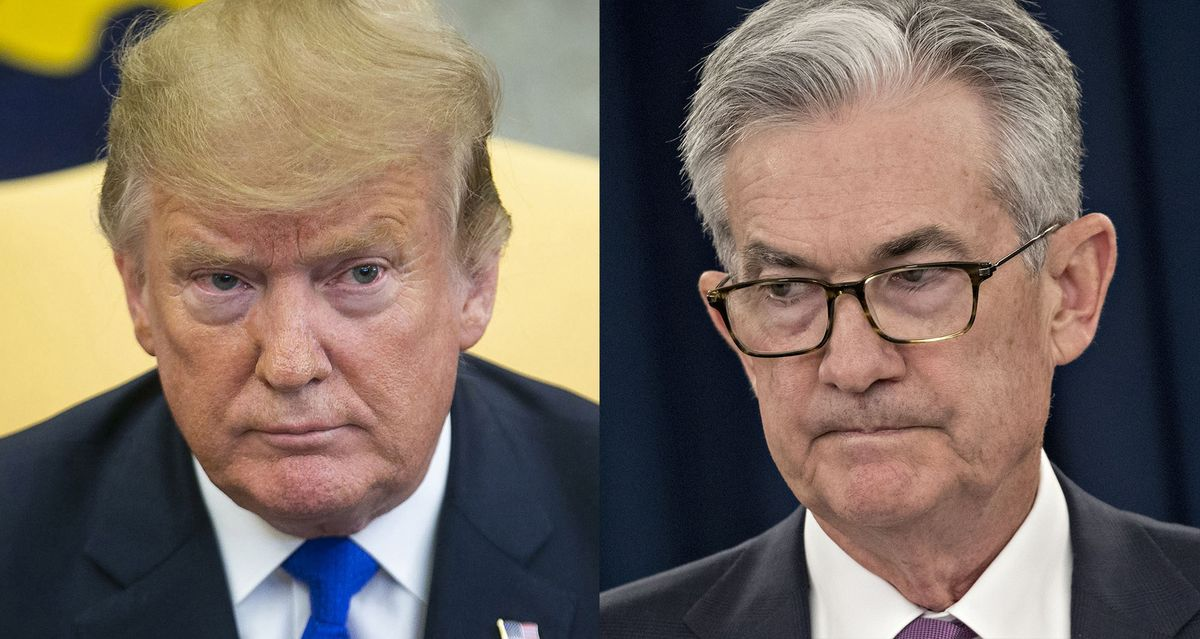 The Fed Chair Gives the President a Dose of His Own Medicine