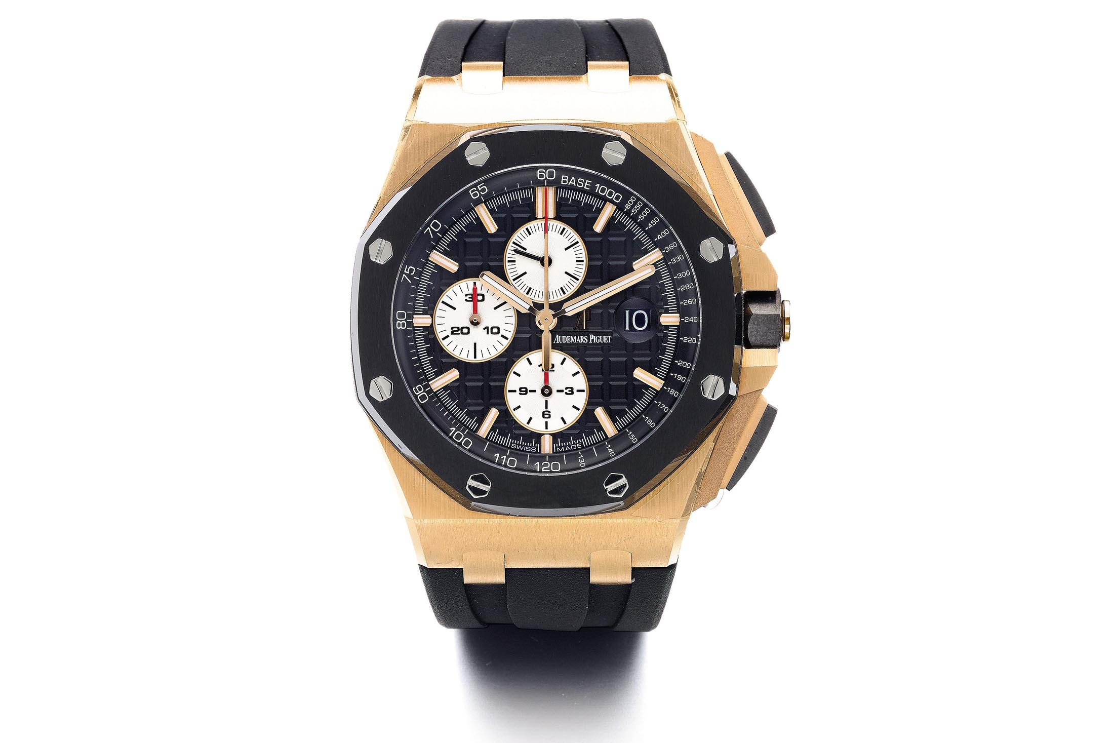 Lot 175 — Audemars Piguet Royal Oak Re. 27482