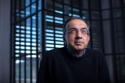 Chrysler Group LLC Chief Executive Officer Sergio Marchionne