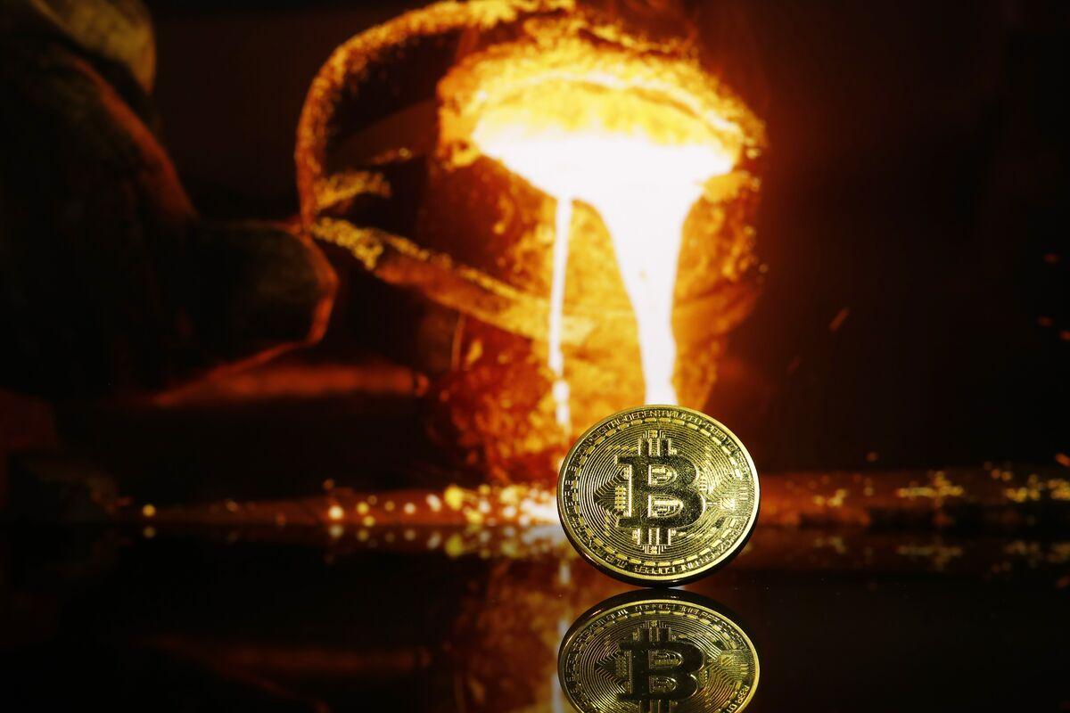 ビットコインに投資家殺到、ロングポジションが記録的水準-BofA - Bloomberg