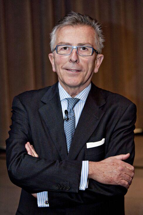 Bristol-Myers Squibb Co. CEO Lamberto Andreotti