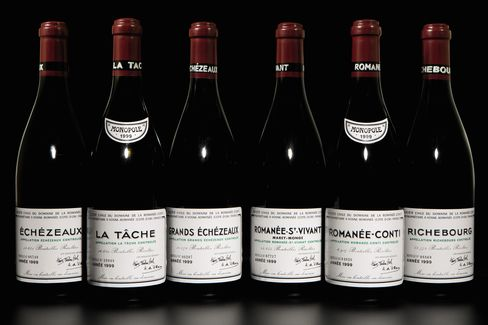 Domaine de la Romanee-Conti Assortment
