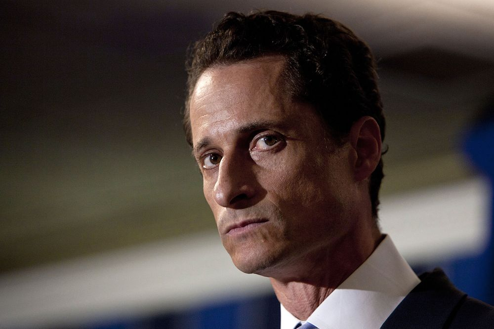 Anthony Weiner Ordered to Register as Sex Offender