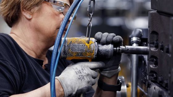 U.S. Manufacturing Gauge Expands at Fastest Pace Since 2018