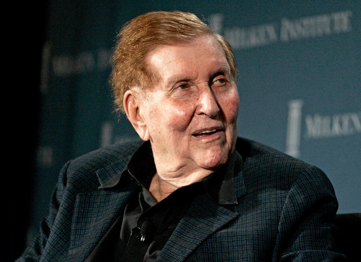 a biography and life work of sumner redstone an american businessman and media magnate A must for anyone looking for inspiration and to get ahead in life anthony robbins' biography  sumner murray redstone  is an american media magnate.