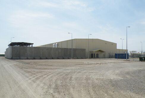 Pentagon Builds Never-Used Afghan Headquarters as Troops Depart