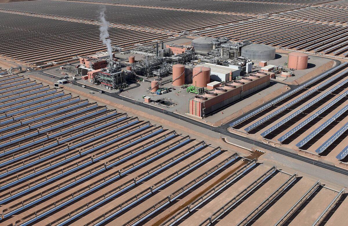 Ex-Tesco CEO Wants $22 Billion Power Link From Morocco to U.K.
