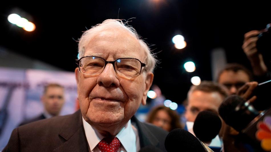 Warren Buffett Bets on...Berkshire Hathaway