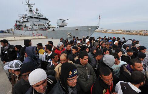 Biblical Exodus From Africa Feeds Anti-Immigrant Rhetoric