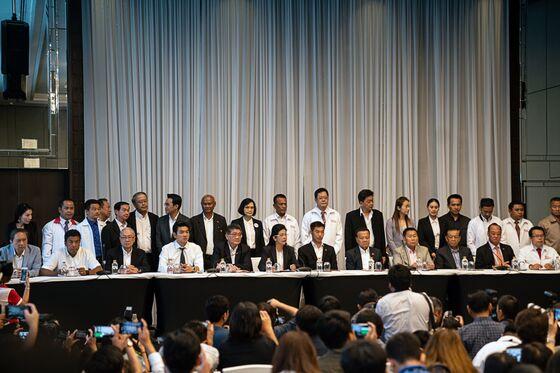 Thailand Anti-Junta Coalition Dented by Poll Clarification
