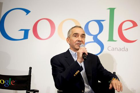 Google CFO Says Keeping Cash for Investment Opportunities