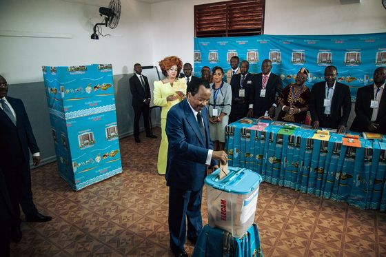 Cameroon Polls Close WithFear Stalking Anglophone Regions