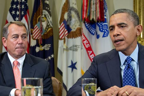 Fiscal Cliff Negotiators May Need to Aim Higher