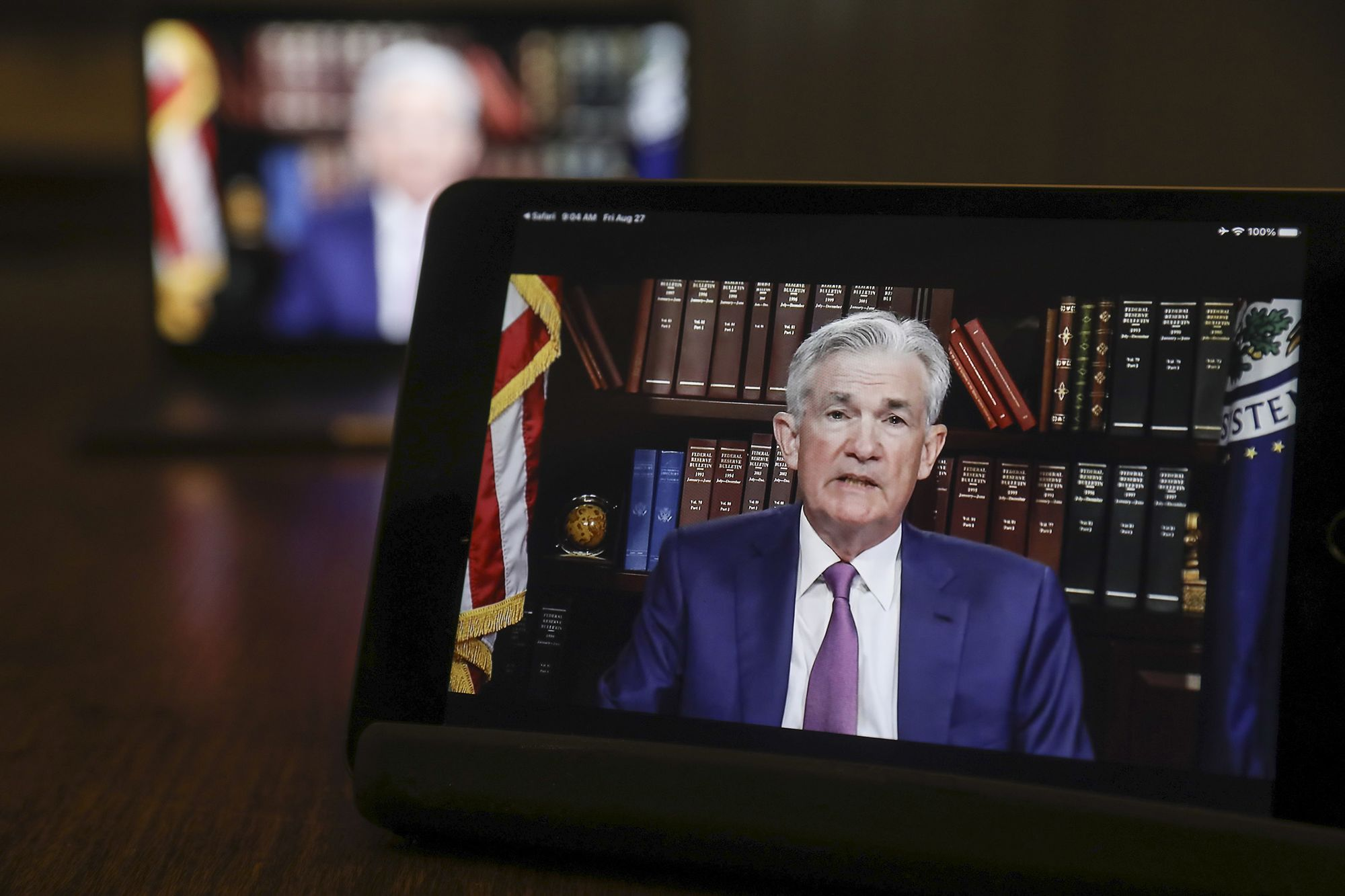 Powell's dovish Jackson Hole speech soothed markets but risks being out of touch with economic reality.