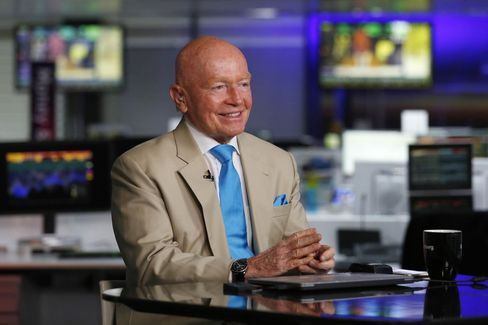 Templeton Emerging Markets Group Chairman Mark Mobius Interview