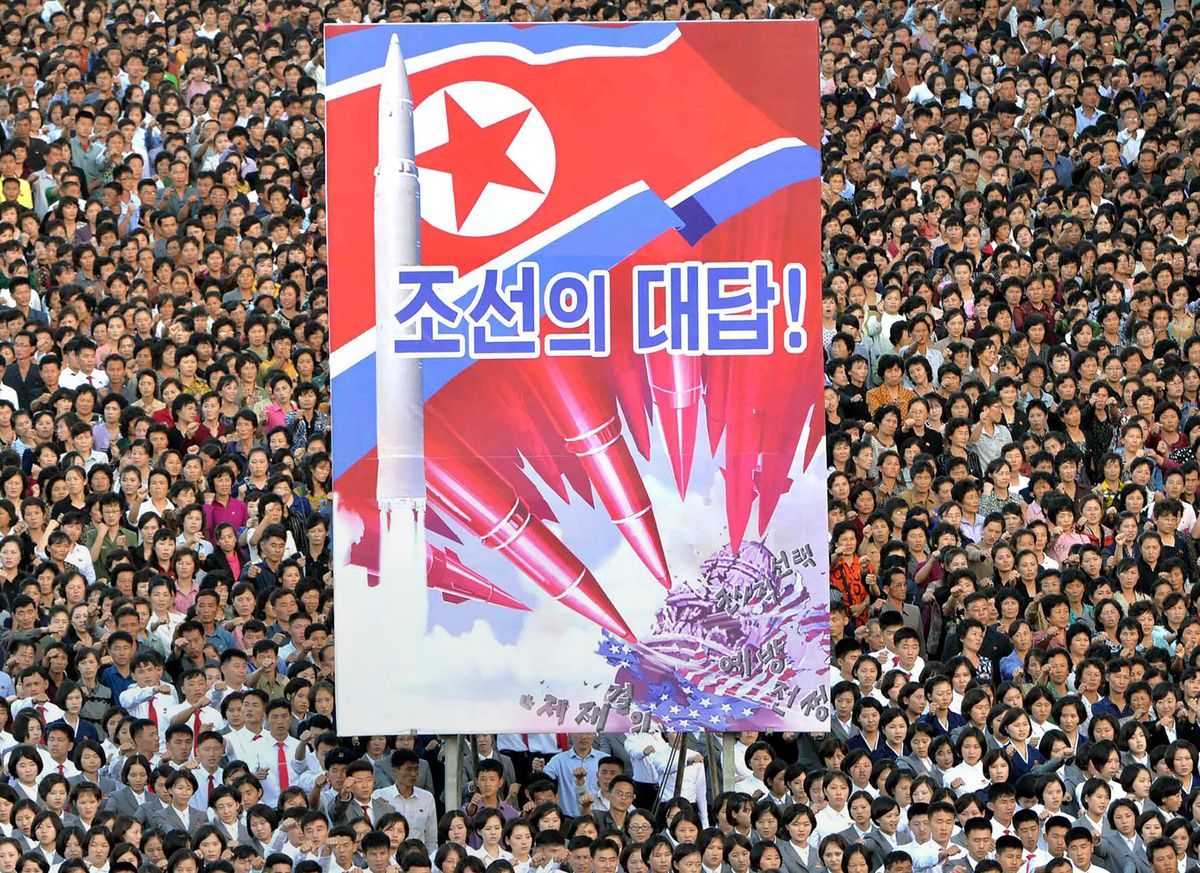 North Korea's A-Bomb Is Deterring U.S. First Strike, Russia Says