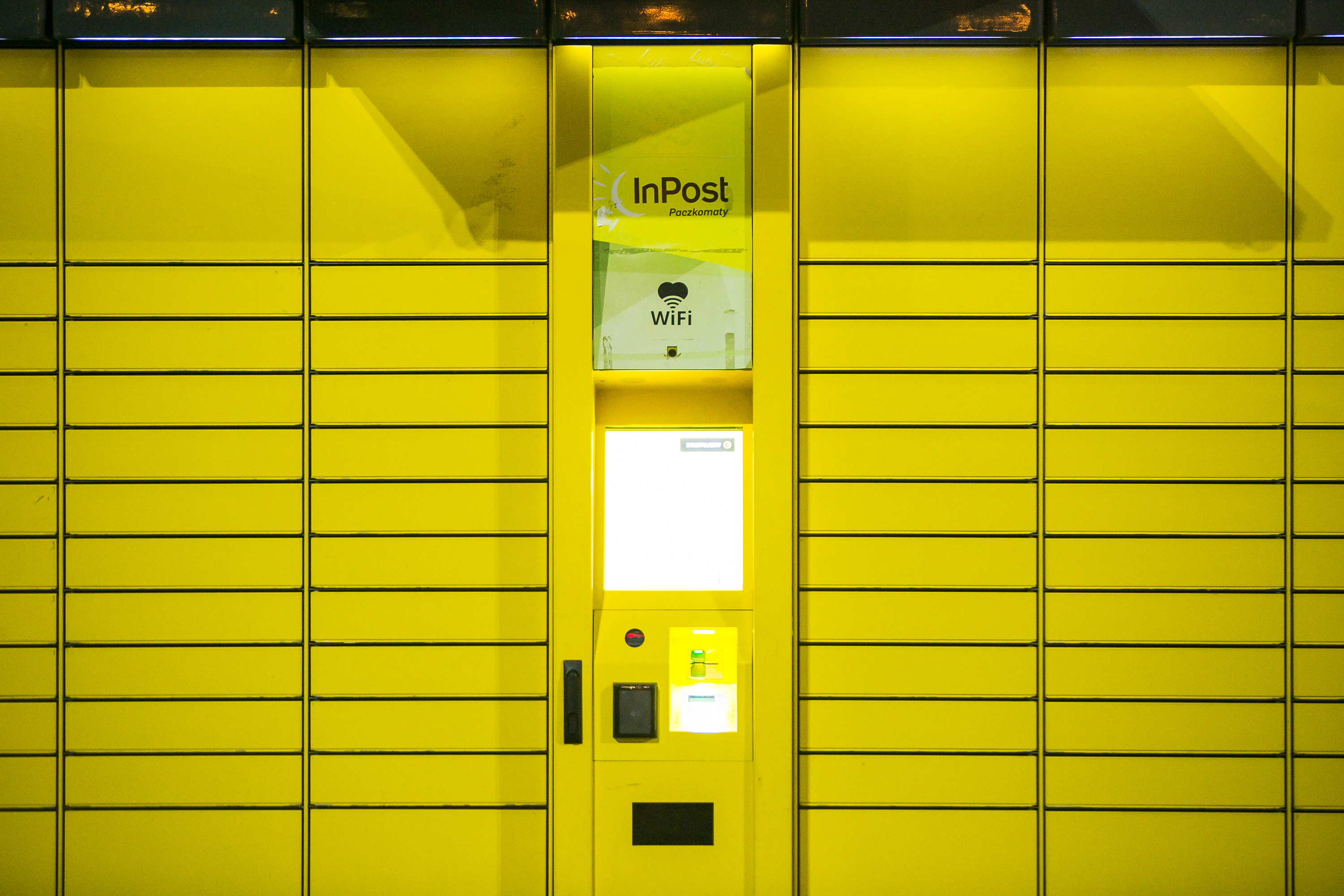 InPost is continuing a rollout of its automated machines in the U.K., while also evaluating expanding into markets such France, Spain and Italy.