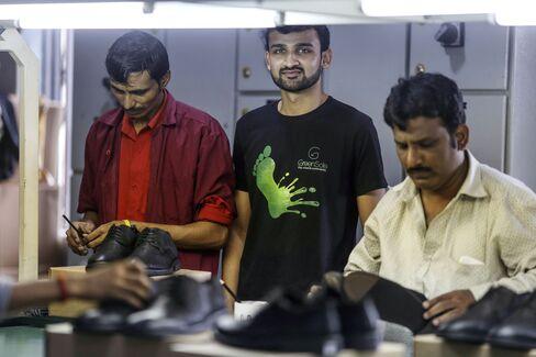 Greensole co-founder Shriyans Bhandari