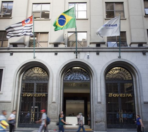 Bearish Brazil Stock Bets Surge as Investors Doubt Market