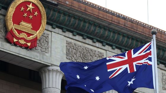 China Blasts Australia's Decision to Cancel Belt and Road Deal