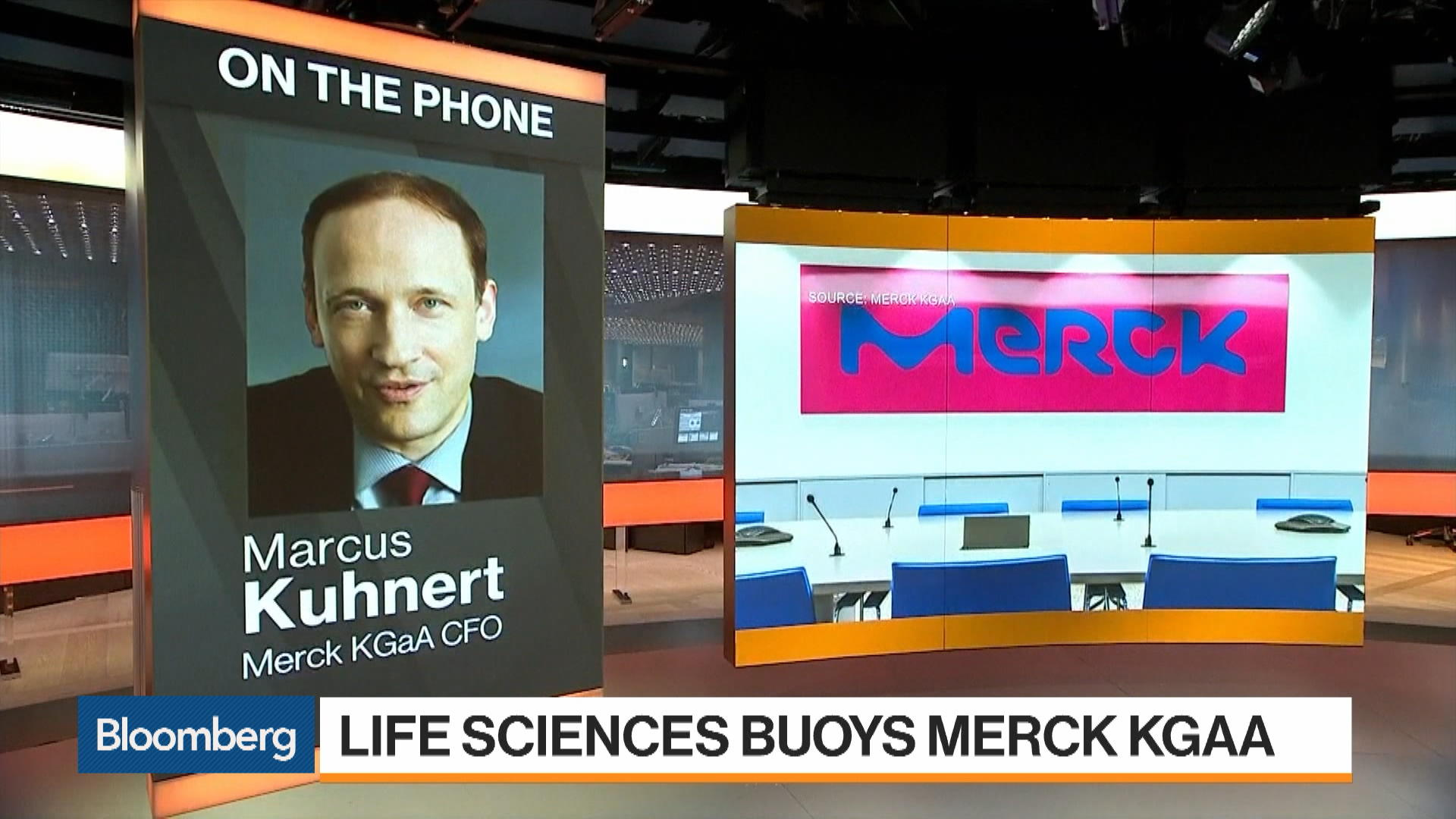 Merck Kgaas Cfo On Sales Growth Asia Life Sciences Semiconductor