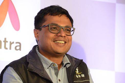 Flipkart's Sachin Bansal Says 'Performance' Led to His Removal Too