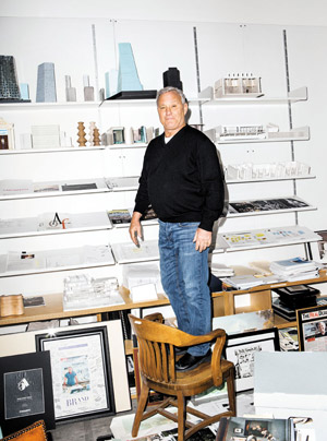 Boutique Hotelier Ian Schrager and Marriott Join Forces