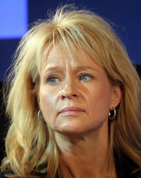 SEB AB CEO Annika Falkengren
