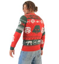 star wars sweater from uglychristmassweatercom - Ugly Christmas Sweater Star Wars