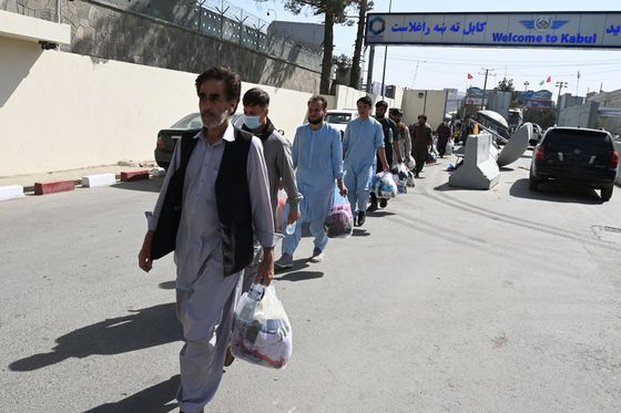 U.S. Embassy Advises Americans to Leave Kabul Airport Area