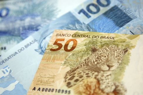 Sinking Real Means Emerging Currency Swings Up