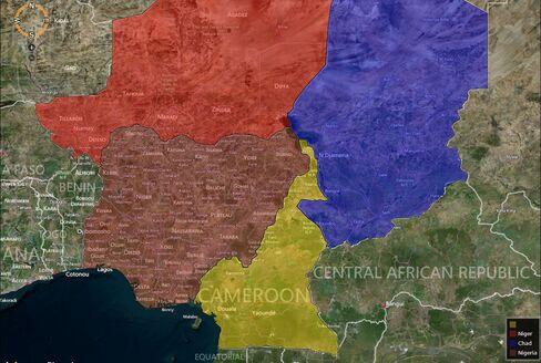 Nigeria & Neighbors
