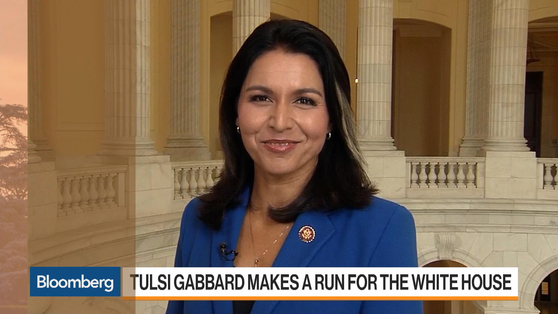 Trade Wars Can Easily Escalate into Hot Wars, Rep. Tulsi Gabbard Says
